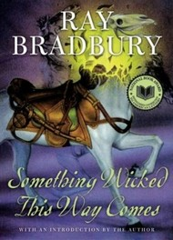tapa del libro: Something Wicked This Way Comes