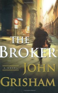 Book cover: The Broker