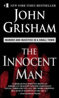 Book cover: The Innocent Man