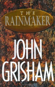 Book cover: The Rainmaker