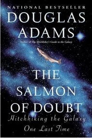 tapa del libro: The Salmon of Doubt: Hitchhiking the Galaxy One Last Time